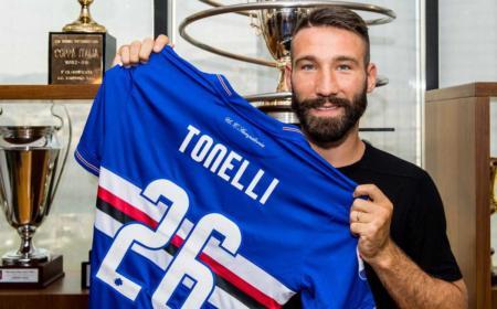Tonelli annuncio Samp Twitter