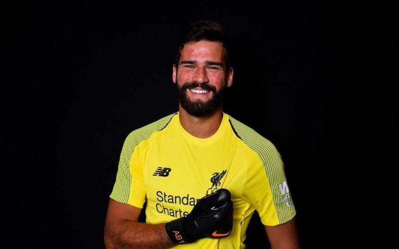 Alisson Liverpool Twitter