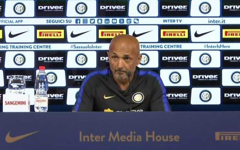 spalletti inter tv