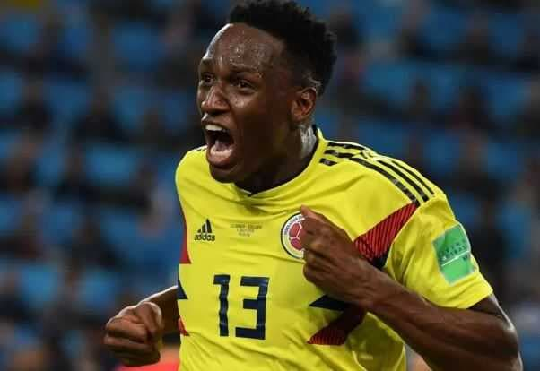 yerry mina the sun