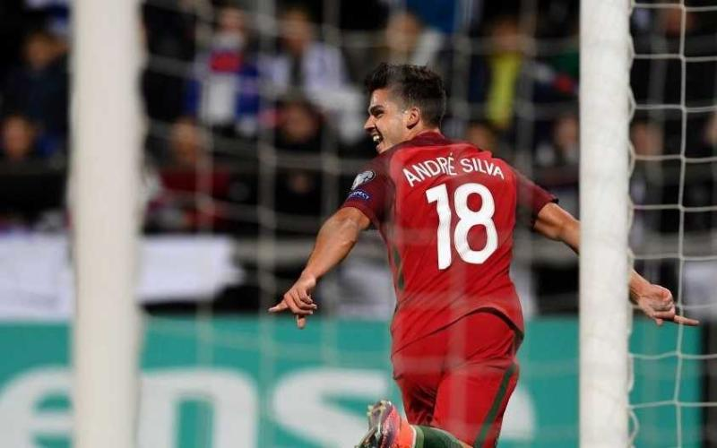 André Silva Portogallo gol Foto 101greatgoals