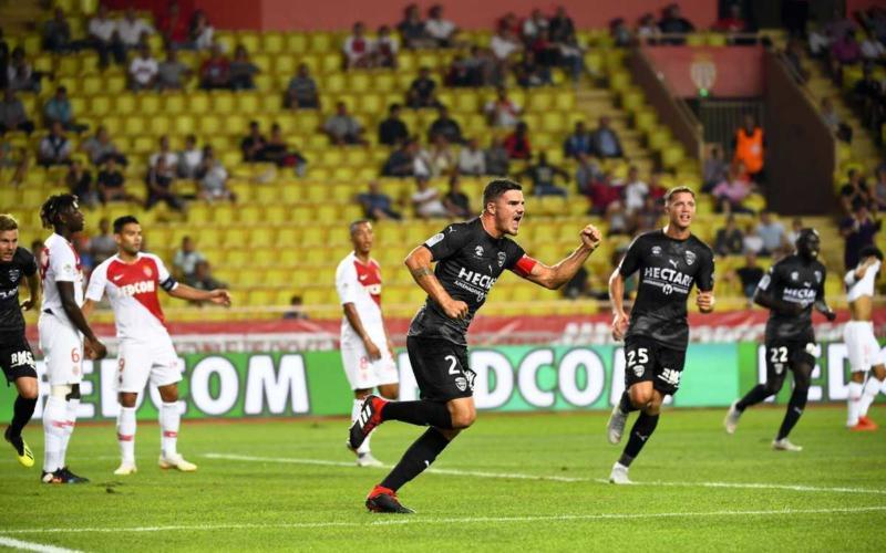 Briancon Nimes vs Monaco Foto Ligue 1 Twitter