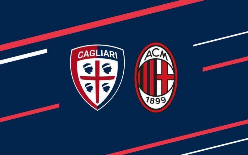 Cagliari-Milan Twitter Milan