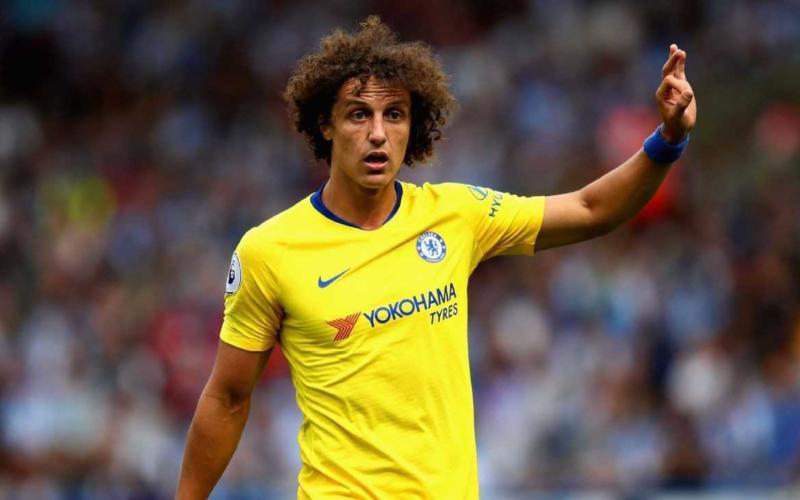 David Luiz Chelsea 2018 Foto ghanasoccernet