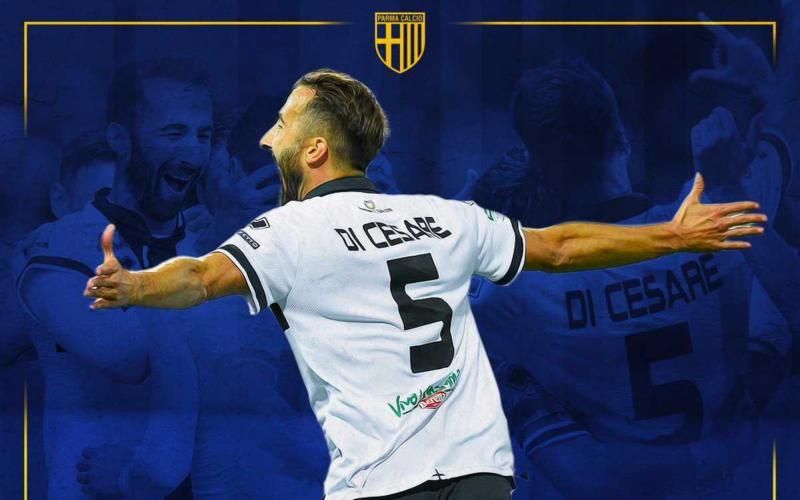 Di Cesare Twitter uff Parma