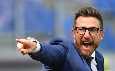 Di Francesco 2018 Foto Champions League Twitter