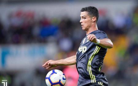 Cristiano Ronaldo Twitter Juve