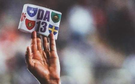 Fascia Astori Fiorentina - Twitter Viviano