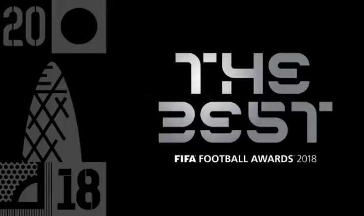 Fifa logo the best premio