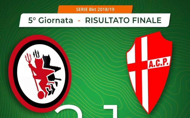 Foggia Padova 2-1