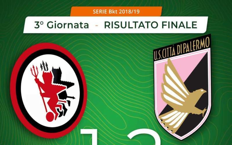 Foggia Palermo 1-2