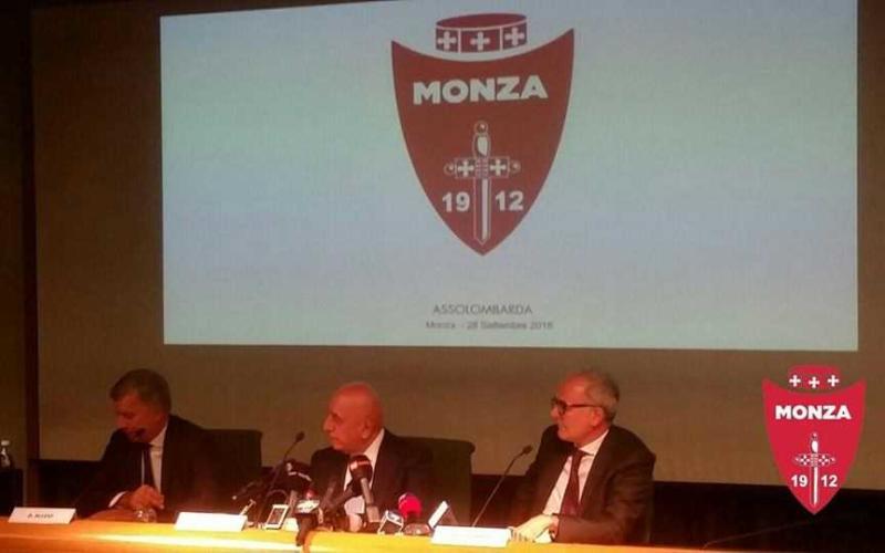 Galliani Facebook ufficiale Monza