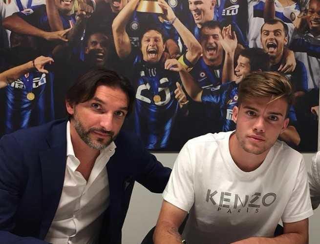 Gavioli rinnovo Inter Foto Gavioli Instagram