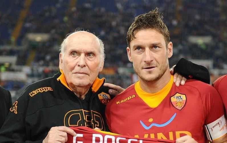 Giorgio Rossi Twtter uff Roma