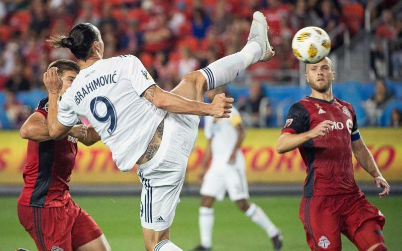 Ibrahimovic Twitter MLS