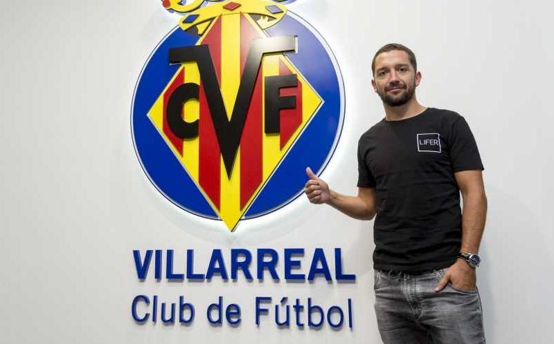 Iturra sito uff Villarreal