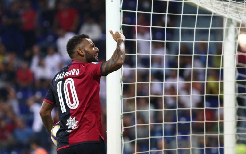 Joao Pedro 2018 Cagliari Twitter