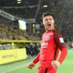 Jovic Luka Entracht Francoforte Foto European Soccer