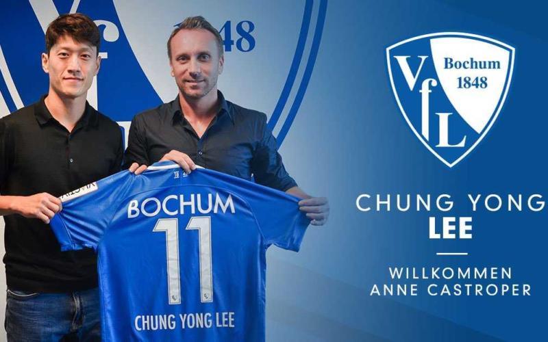 Lee Chung-Yong annuncio Bochum