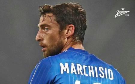 Marchisio Twitter uff Zenit