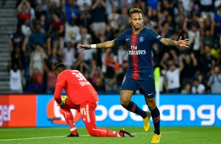 Neymar Psg 18-19 Foto Daily Sun