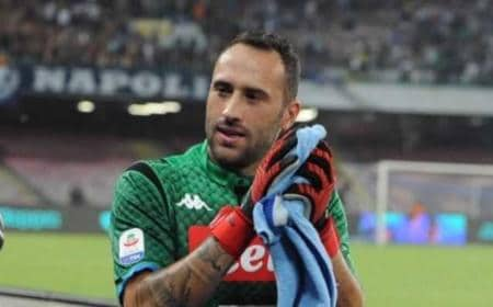 Ospina Twitter ufficiale Napoli