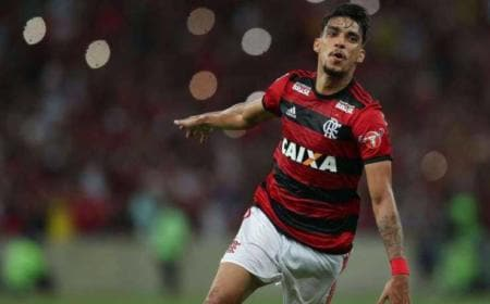 Paqueta Lucas Flamengo Foto Footmercato