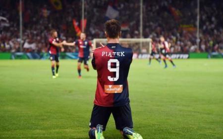 Piatek Twitter ufficiale Genoa