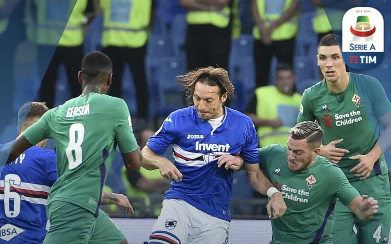 Samp Fiorentia 1-1