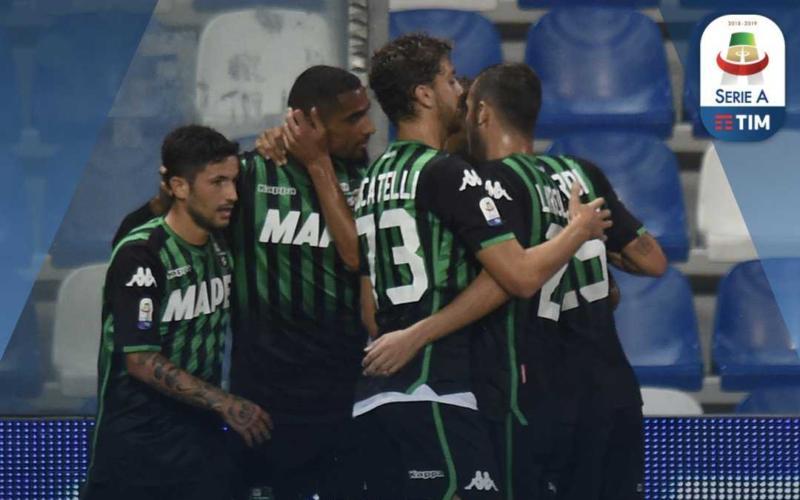 Sassuolo Empoli 3-1