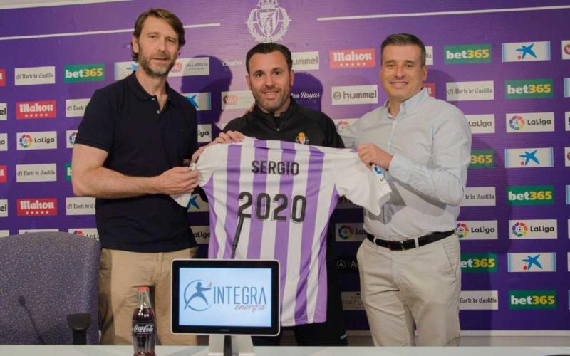 Sergio Gonzalez Real Valladolid Twitter