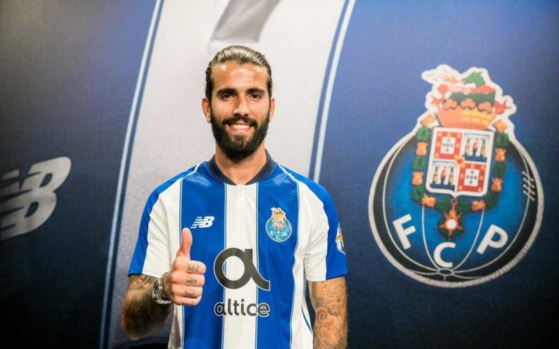 Sergio Oliveira Twitter Porto