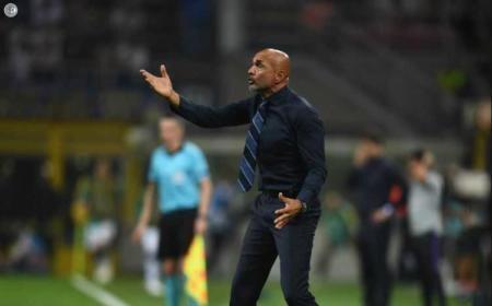Spalletti Twitter uff Inter