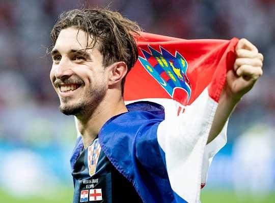 Vrsaljko Croazia worldcup2018competion