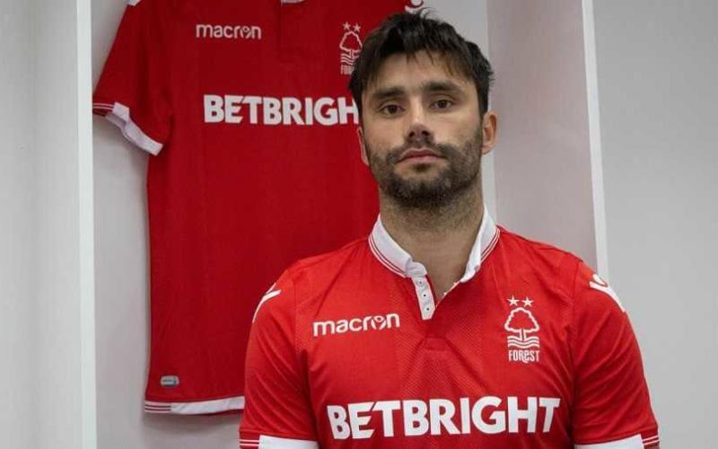 Yacob Claudio annuncio Nottingham Forest