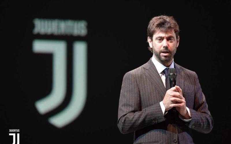 Agnelli 2018 Juventus Twitter