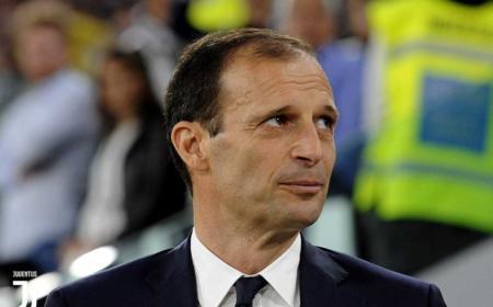 Allegri panchina Juventus Twitter