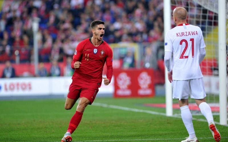 Andre Silva Twitter Nations League
