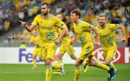 Astana esultanza vs Rennes Foto Free Tips