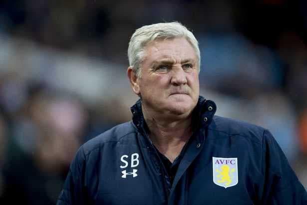 Bruce Steve Aston Villa Foto footballleagueworld