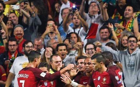 Cristiano Ronaldo Portogallo Twitter personale