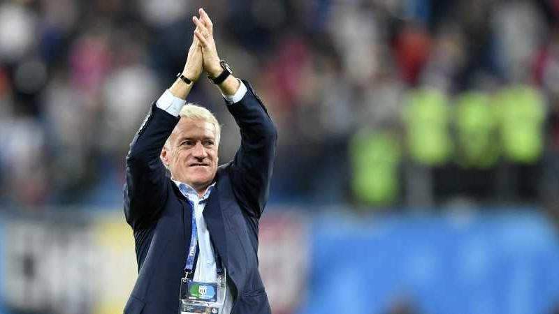 Deschamps Didier Francia Foto newindianexpress