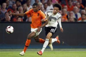 Dumfries Olanda vs Germania Foto Football Oranje