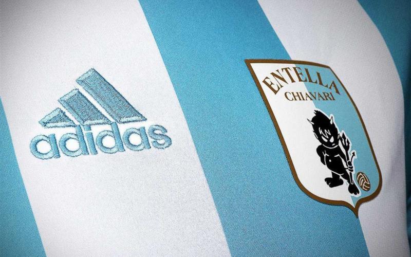 Entella logo Adidas