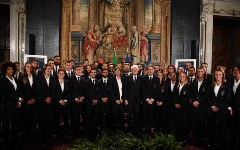 Twitter Nazionale Italia