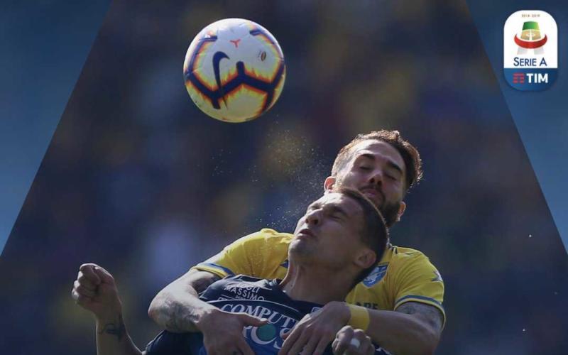 Frosinone Empoli 3-3