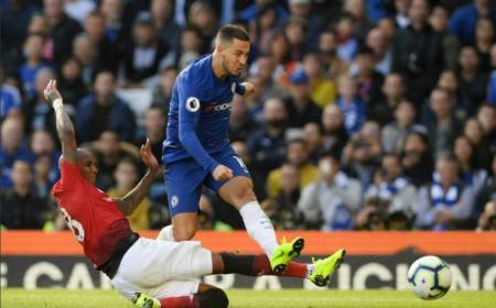Hazard Young Chelsea Twitter