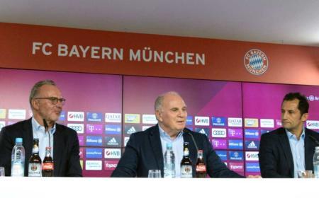 Hoeness Twitter uff Bayern
