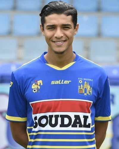 Ismail H'Maidat Foto WotldFootball