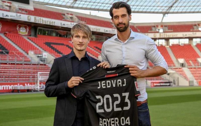 Jedvaj Twitter Bayer Leverkusen